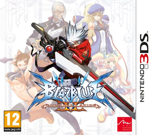 Blazblue - Continuum Shift 2