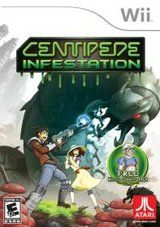 Centipede - Infestation
