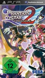 Phantasy Star Portable 2