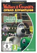 Wallace & Gromit - Urlaub unter Tage