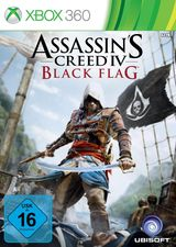 Assassin's Creed 4 - Black Flag (360)