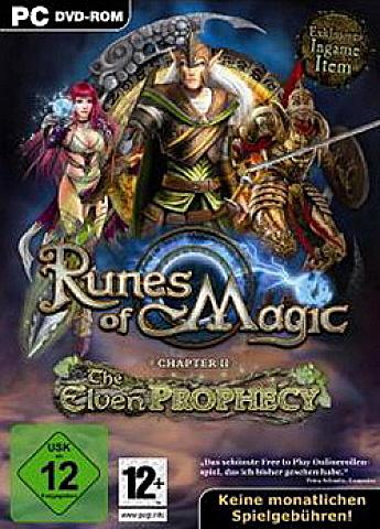 Runes of Magic - Elven Prophecy