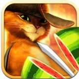 Fruit Ninja - Puss in Boots