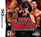 TNA iMPACT! - Cross the Line