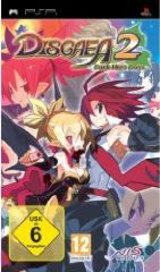 Disgaea 2 - Dark Hero Days