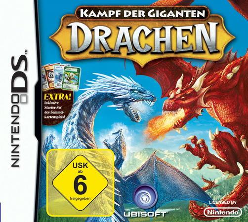 Kampf der Giganten - Drachen