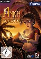 Ankh - Die verlorenen Sch�tze