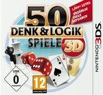 50 Denk- und Logikspiele 3DS