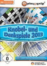 Knobel- und Denkspiele 2013