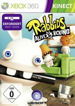 Raving Rabbids - Alive & Kicking
