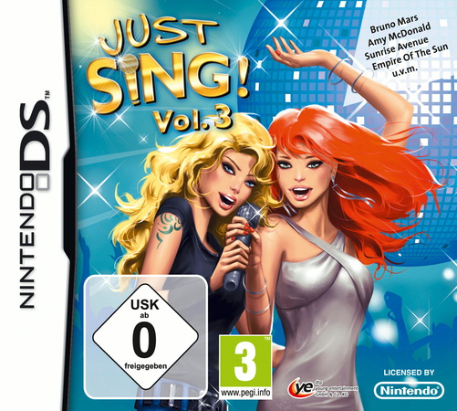 Just Sing! Vol. 3