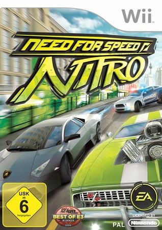 Need for Speed - Nitro