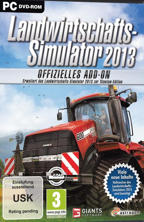Landwirtschafts-Simulator 2013 - Add On