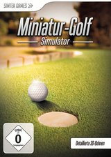 Miniatur-Golf-Simulator