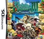 Etrian Odyssey 3 - The Drowned City