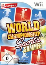 World Championship Sports - Summer