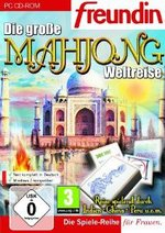 Die große Mahjong Weltreise