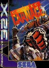 Cosmic Carnage (32X)