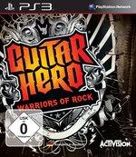 Guitar Hero - Warriors of Rock