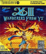 Ys 3 - Wanderers from Ys