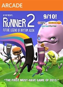 Runner 2 - Future Legend of Rhythm Alien