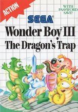 Wonder Boy 3 - The Dragon's Trap