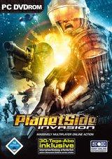 Planetside Invasion