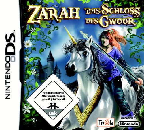 Zarah - Das Schloss des Gwoor