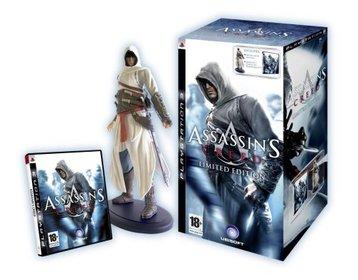 Die Assassin's Creed Limited Edition enthält eine Figur von Altair.