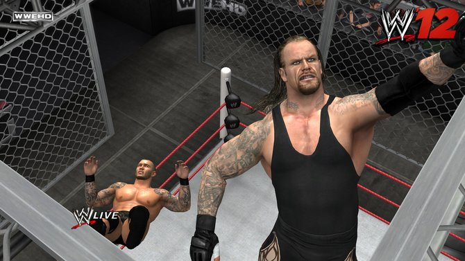 Die Kämpfe in WWE '12 sehen spektakulärer aus als ...
