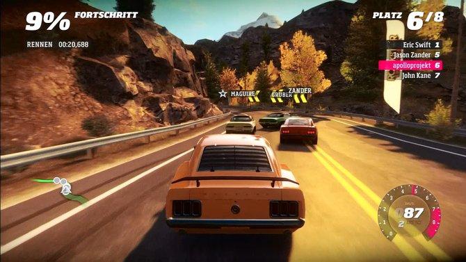 Knallharte Wettbewerbe vor malerischer Landschaft erwarten euch in Forza Horizon.