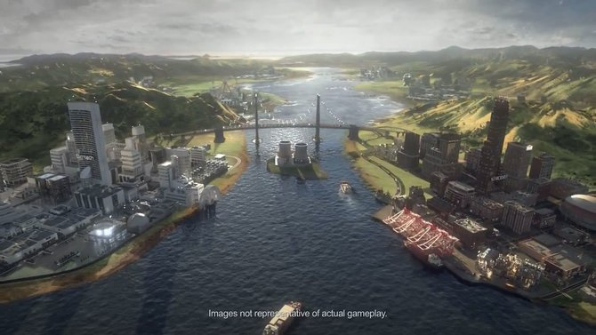 Das neue Sim City setzt auf das Miteinander mehrerer Online-Städte.