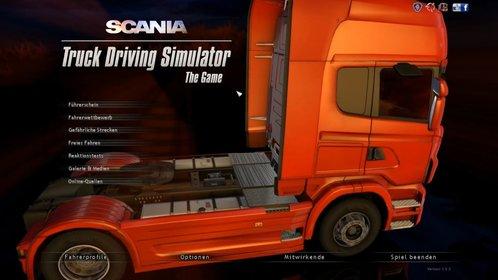 Der Scania Truck Driving Simulator - The Game gehört zu den besseren Vertretern seiner Art.