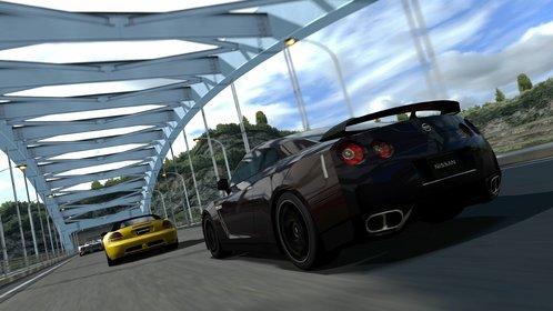 So schön kann Grand Turismo für PSP aussehen.