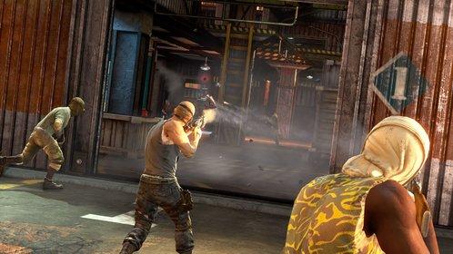 Ein paar Bilder aus Uncharted 3. Der Mehrspieler-Modus durchläuft grundlegende Veränderungen ...