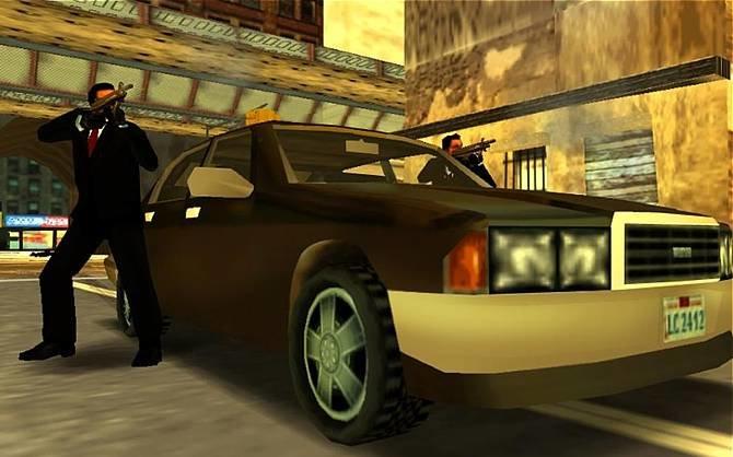 Spiele wie GTA Liberty City Stories, Daxter und Syphon Filter: Dark ...