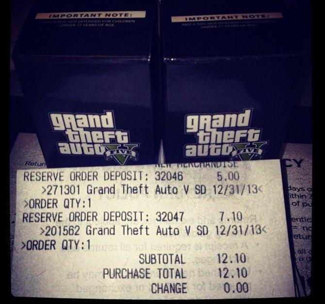 Im Internet sind vermeintliche Vorbesteller-Informationen zu GTA 5 aufgetaucht.