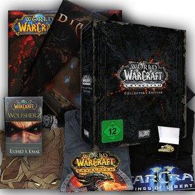 Ihr mögt die Spiele von Blizzard? Dann mögt ihr sicher auch dieses Türchen mit vielen Preisen zu aktuellen Blizzard-Spielen.