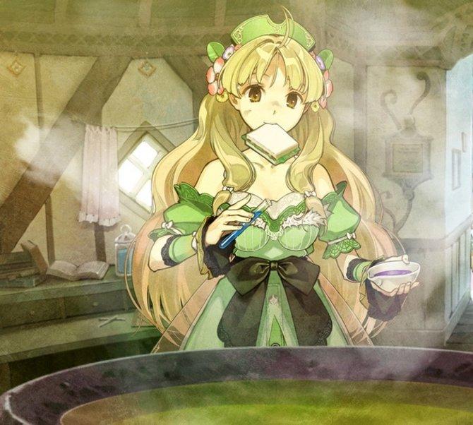 Ayesha Altugle ist die Hauptfigur - als angehende Alchemistin hat sie immer ihren Kessel im Schlepptau.