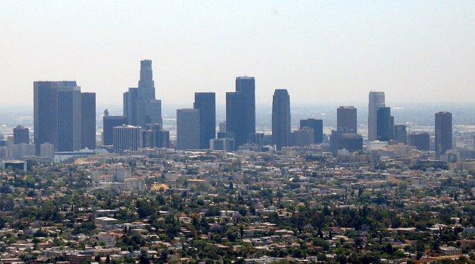 Los Angeles profitiert vom Weltstadt-Flair, versteckt sich aber ...