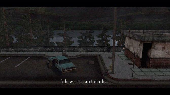 In Silent Hill 2 bringt ein Brief seiner verstorbenen Frau den Helden in das Städtchen.