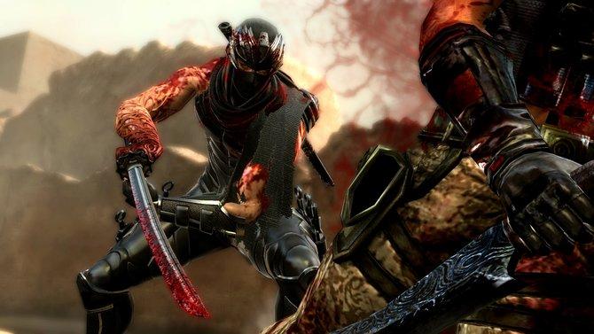 In Ninja Gaiden 3 geht es blutig zur Sache.