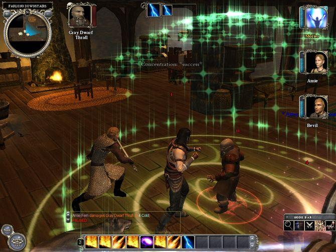 Зеркало Mirror. Скачать игру - Neverwinter Nights 2 (2006/RUS).