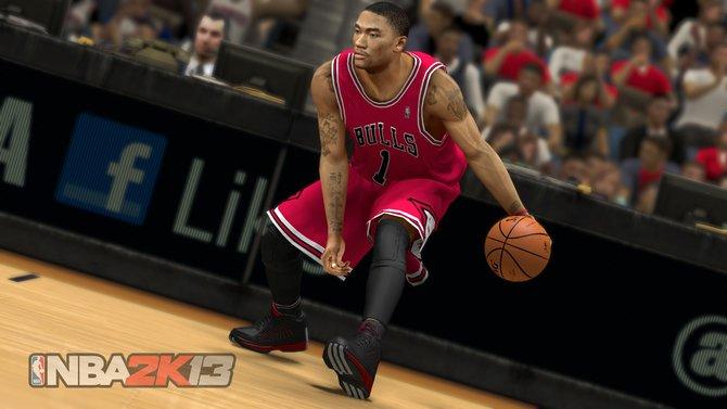 NBA2K13 ist der Sportspiel-Höhepunkt der aktuellen Konsolengeneration, weil ...