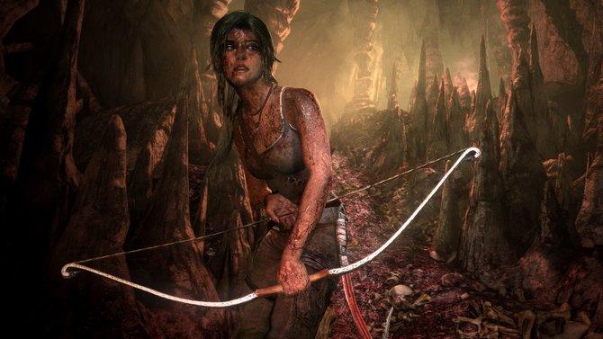 Auf den neuen Konsolen PS4 und Xbox One sehen Lara Crofts Haare noch hübscher aus.