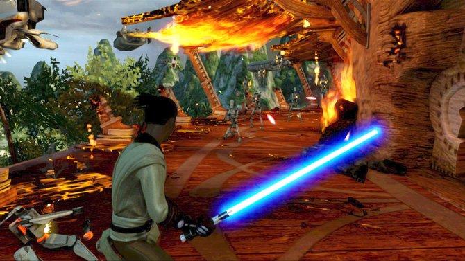 Diese vielversprechenden Produktionen solltet ihr auf dem Radar haben: In Kinect Star Wars ...