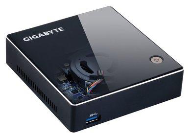Gigabyte Brix: Der Mini-PC, der auf die Handfläche passt