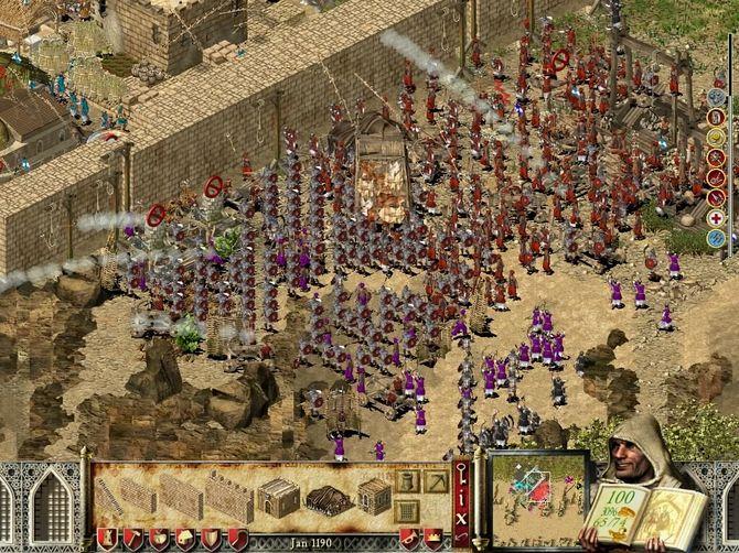 27.05.2008 Stronghold Crusader Extreme - Скриншоты.