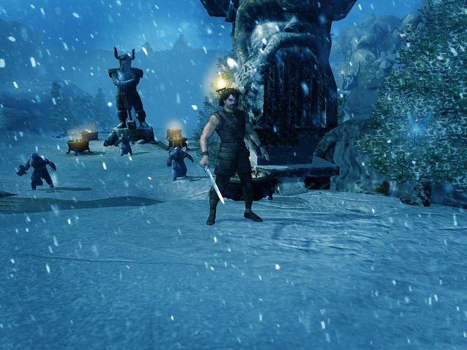 Скриншот из игры Legend: Hand of God под номером 7. Смотреть полную версию
