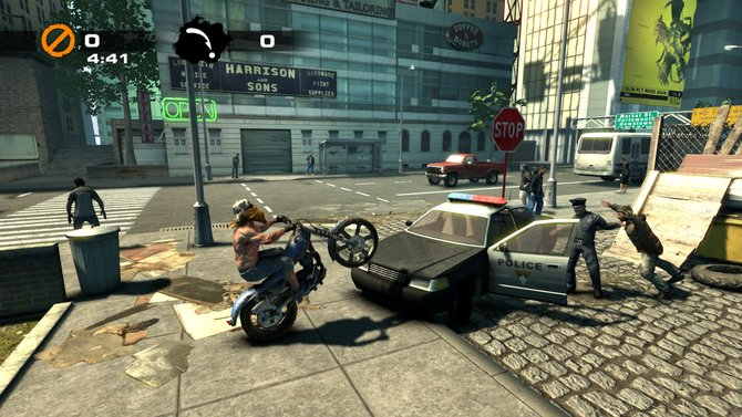 Urban Trial Freestyle möchte Trials HD für PS3 sein.